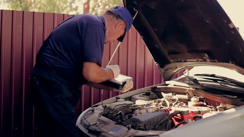 Car Ecu Repairs Stock Video Footage - 4K and HD Video Clips