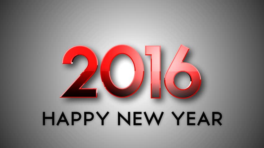 2016 text best animation | Shutterstock HD Video #12038987