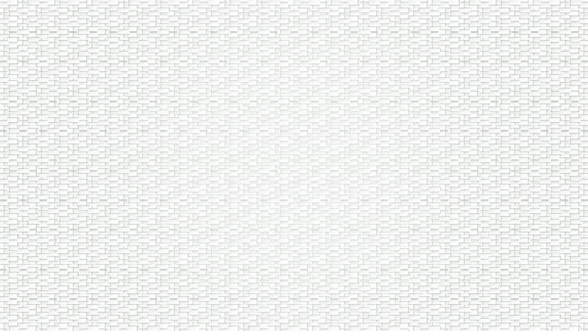 Computer generated random green blinking, bricks flashing on white background for use as a desktop screen saver, text overlay, or subtle design element background for corporate presentations. | Shutterstock HD Video #12107417