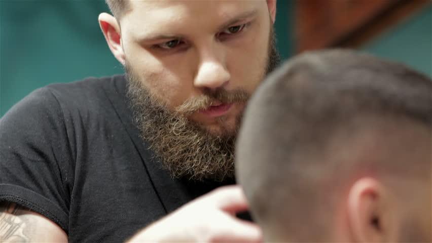 Gay clips Haircut