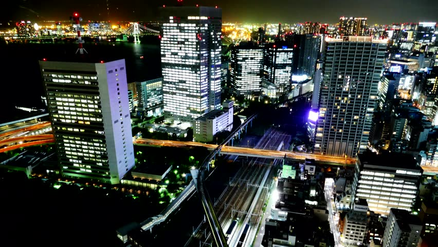 Time Lapse ,tokyo Japan at Stock Footage Video (100% Royalty-free) 12486407    Shutterstock