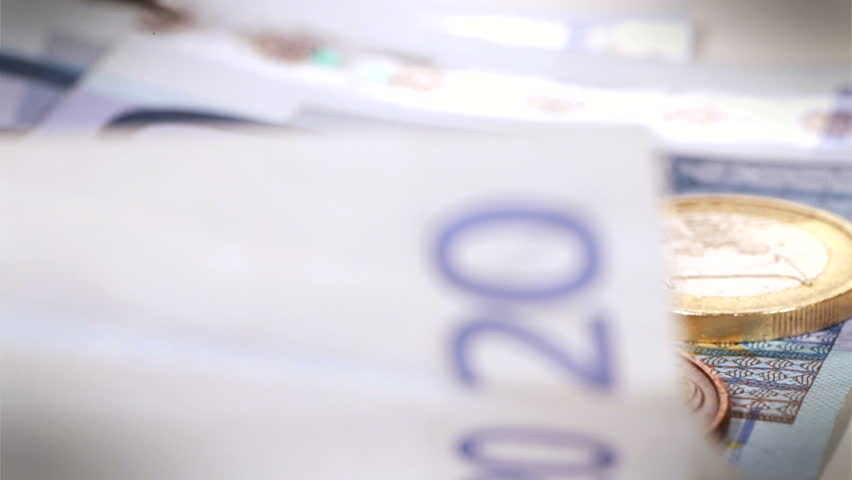 Coins and banknotes | Shutterstock HD Video #1263853