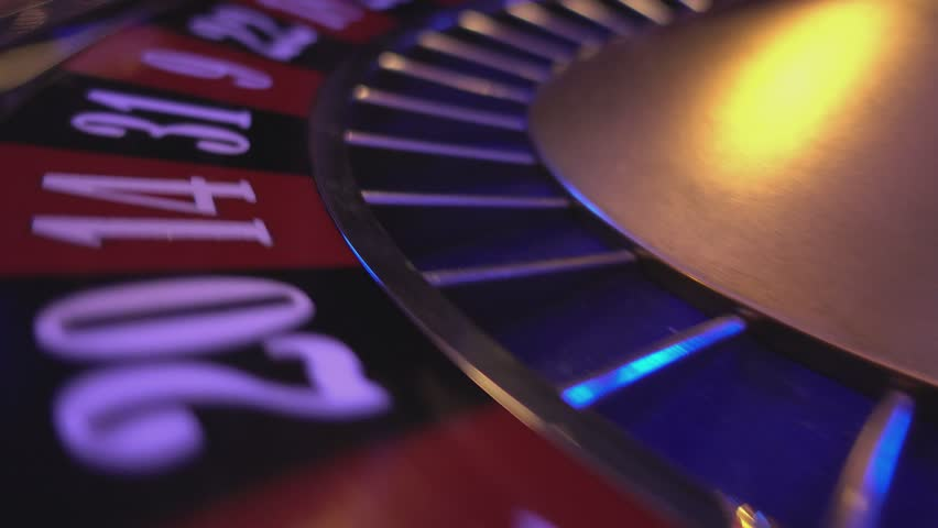 The numbers of a roulette wheel - extreme close up   Shutterstock HD Video #12838277