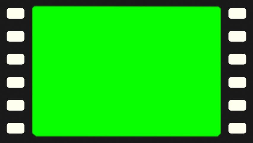 Film Green Screen Loop