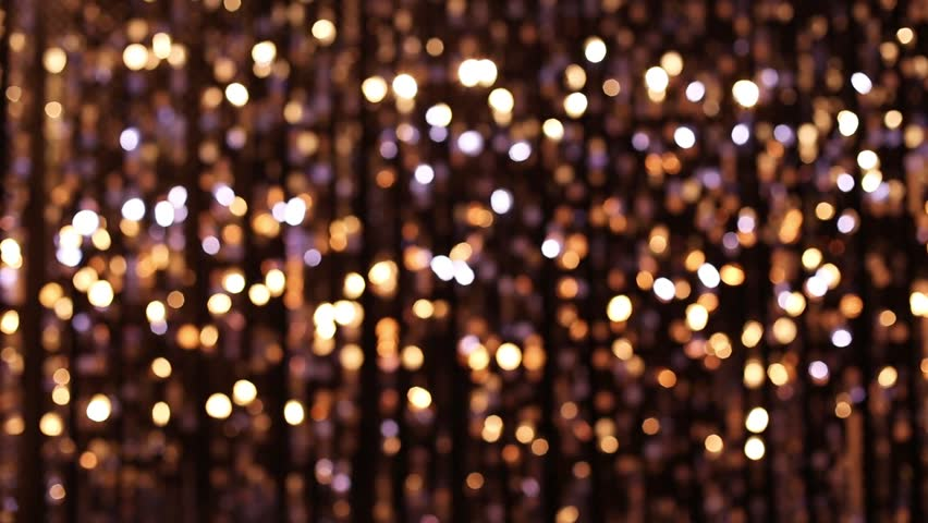 Light Effect Hd Wallpaper Background Images: Abstract Glittering Lights, Gold Background, A Real Shot