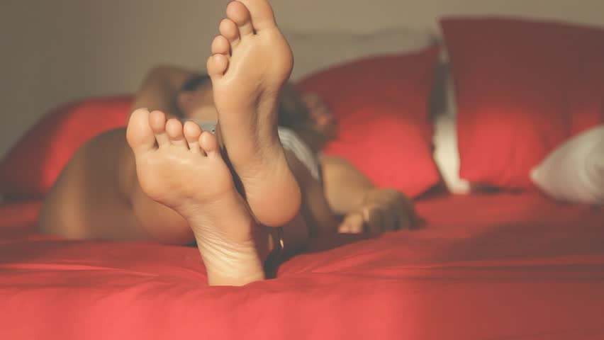 Bare feet boy couch masturbation gay we