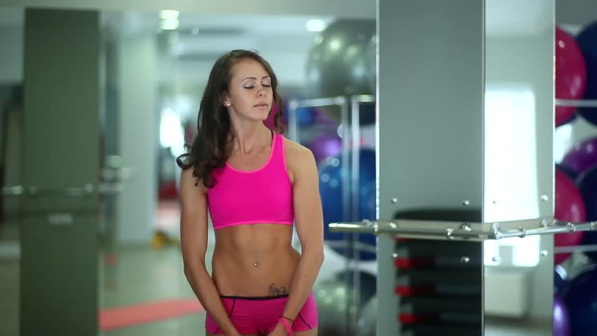 That Sexy girls in workout close nude can look