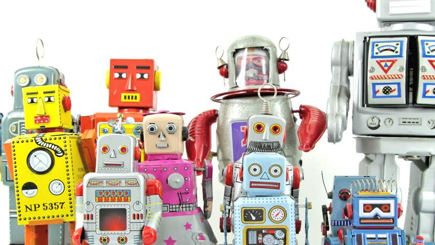 robot meeting
