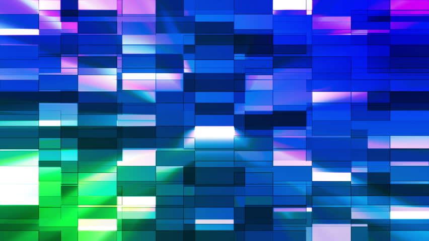 "This Background is called ""Twinkling Horizontal Small Squared Hi-Tech Bars 38"", which is 1080p (Full HD) Background. It's Frame Rate is 29.97 FPS, it is 7 Seconds long, and is Seamlessly Loopable. 