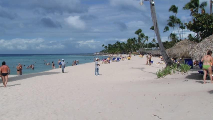 La Romana Dominican Republic Stock Footage Video 100 Royalty