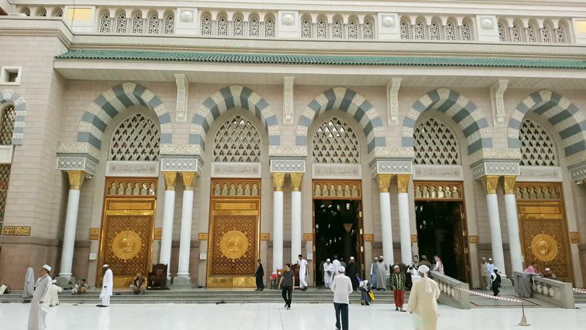 Image result for Al-Salam Gate madinah