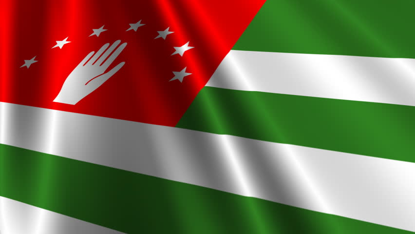 Abkhazia Flag Loop 3