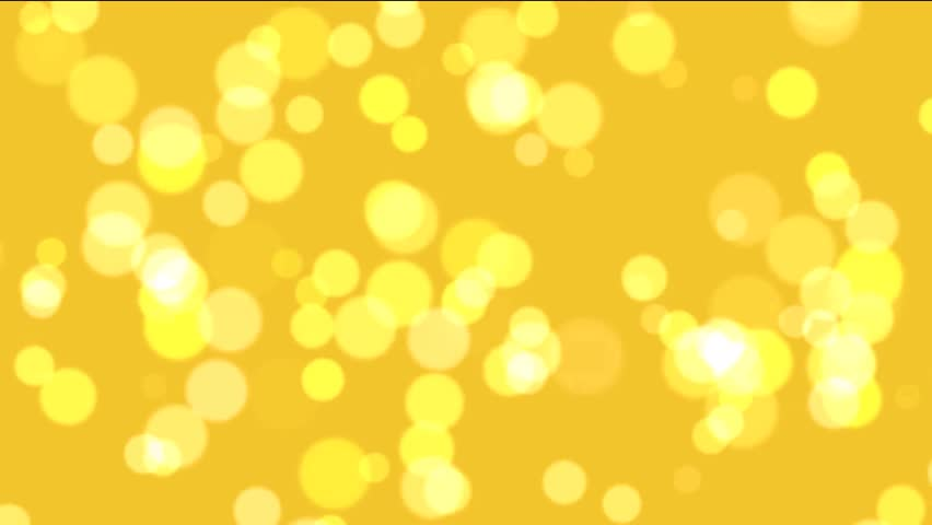 Yellow Circle Stock Animated Video Stockowy Material Wideo 100