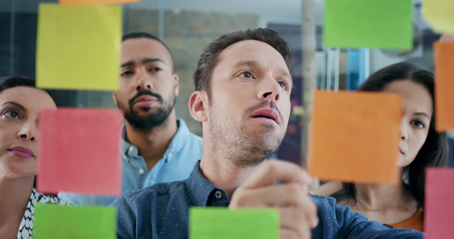 Creative Business Team Brainstorming Ideas Stock Footage Video (100%  Royalty-free) 13949957 | Shutterstock