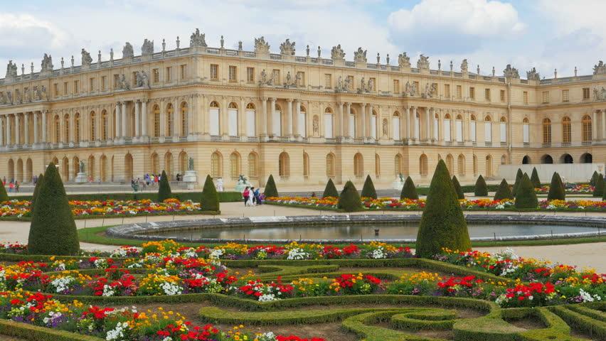 Versailles palace paris france 4k stock footage video for Versailles paris
