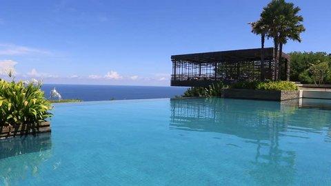 Alila Villas Uluwatu, paradise in Bali, Indonesia