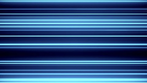 Speedy Blue Light Streaks