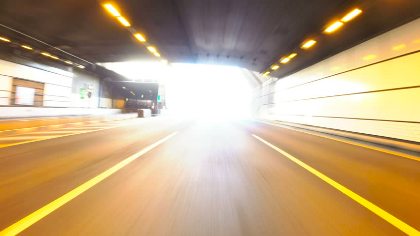October 14 Tokyo, Japan - Motion timelapse from Tokyo International Airport to downtown on the bayshore highway. | Shutterstock HD Video #14070077