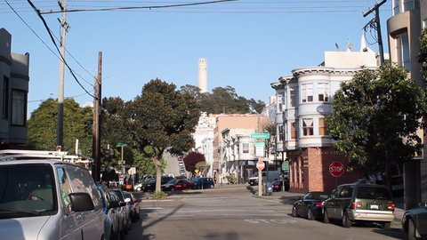 1000 San Francisco Columbus Tower Stock Video Clips And Footage