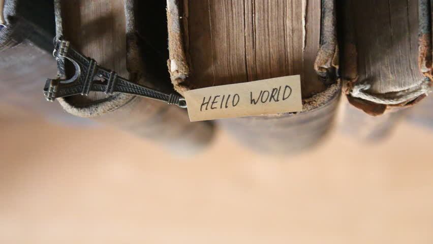 Header of Hello World