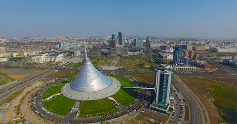 Entertainment Center Khan Shatyr in Astana