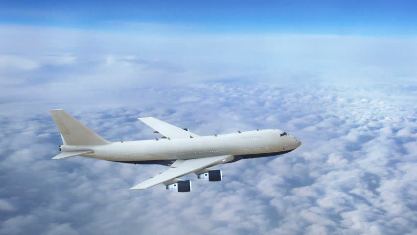 Plane Flying Above Clouds, Commercial Stock Footage Video (100% Royalty-free) 14418157   Shutterstock