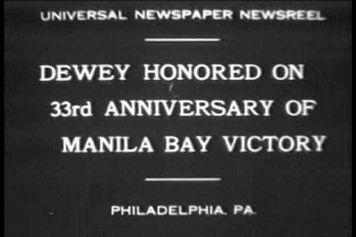 Header of George Dewey