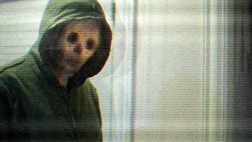 Creepy pasta concept, creepy demon or alien