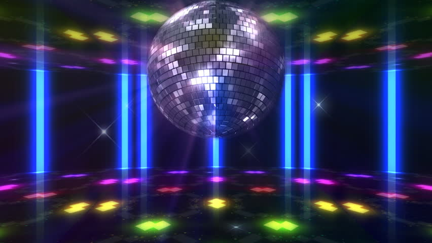 Stock Video Of Disco And Club Space Background 1460197