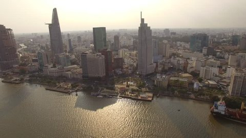 Ho Chi Minh City formerly named Saigon,metropolitan area covering most parts of the south-east region,will have an area of 30,000 square kilometers with a population of 20 million inhabitants by 2020