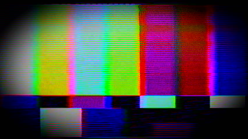 Tv static noise color bars stock footage video 100 royalty free 15382387 shutterstock - What is tv static ...