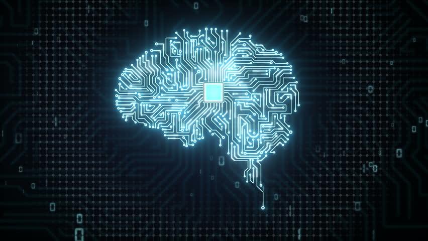 Brain CPU chip, grow artificial intelligence