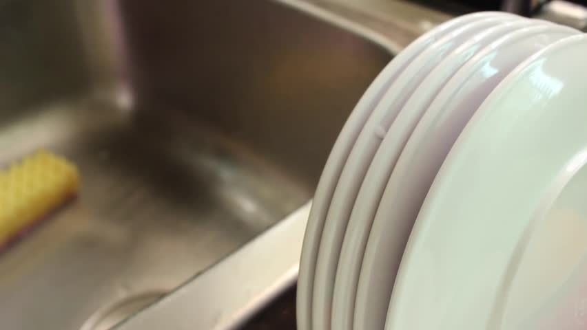Wash dishes | Shutterstock HD Video #15775537