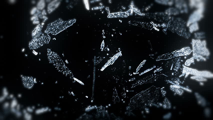 Image result for crystal shattering no background