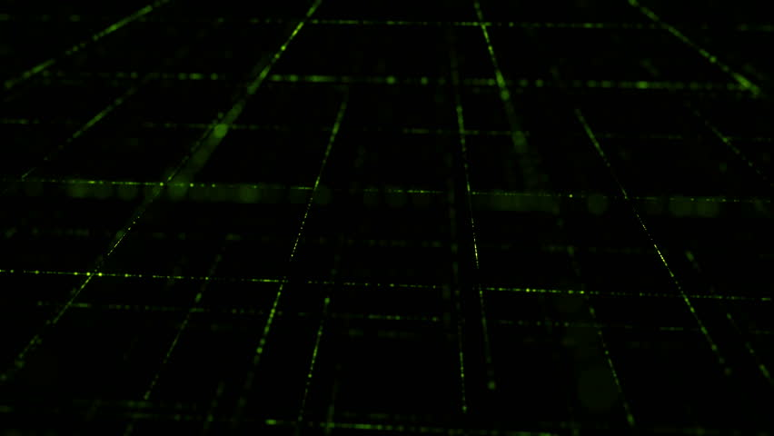 Abstract digital technology background made of particles | Shutterstock HD Video #15917569