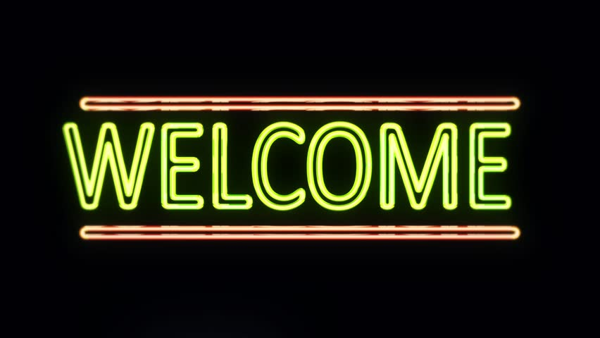 Header of welcome