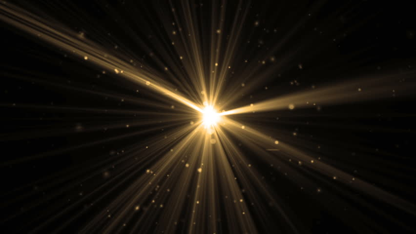 Abstract Gold Background With Rays Stock Footage Video 100 Royalty Free 16082347 Shutterstock