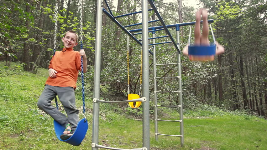 Swinging on video