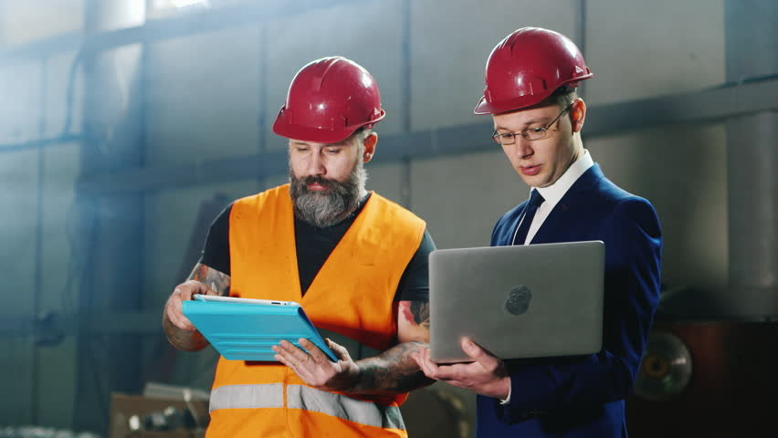Attractive Stock Video Clip Of Advanced Technology At The Construction Site   |  Shutterstock
