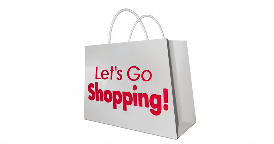 Animated Shopping Bag Stock Footage Video | Shutterstock