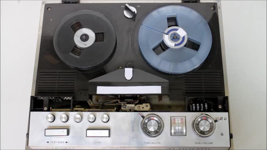 Afbeeldingsresultaat voor openreel audiotape recorder