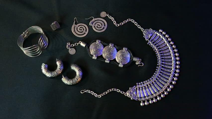 6db68a1523 Beautiful Oriental Silver Jewelry (indian