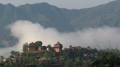 Nuwakot time lapse, Nepal