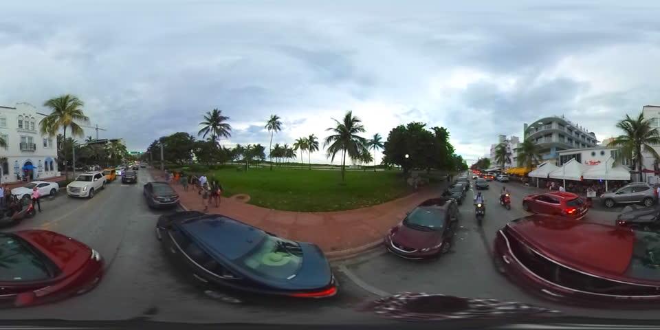 Miami Beach - June 11: Stock Footage Video (100% Royalty-free) 17270707 |  Shutterstock