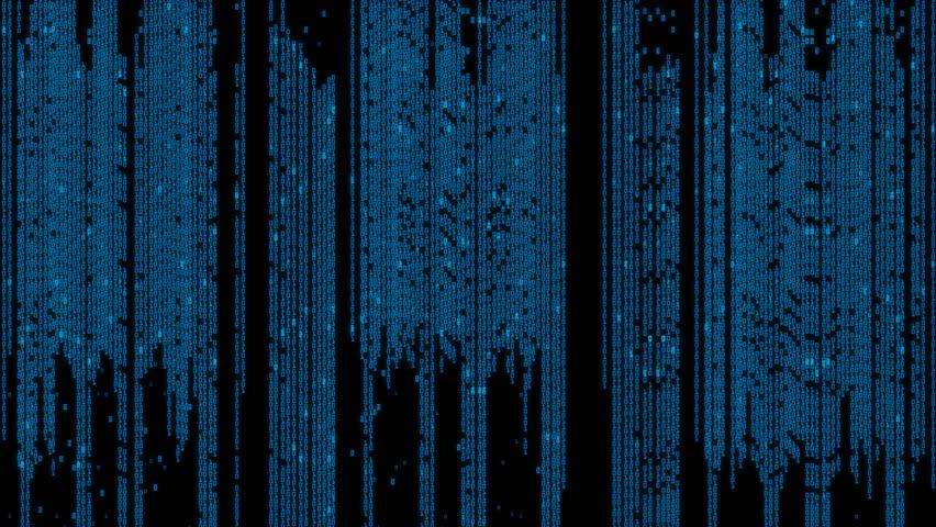Digital Computer Code Data Matrix