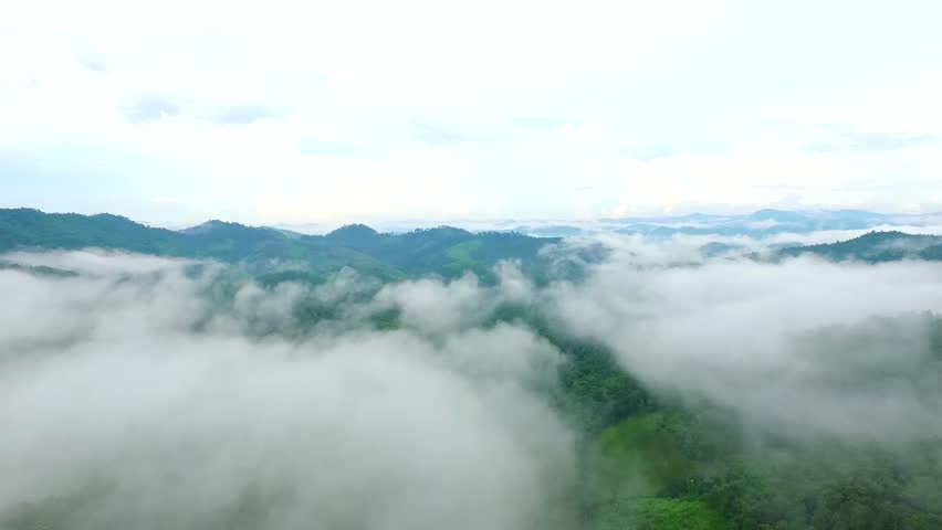 Fly in to the clouds. | Shutterstock HD Video #17456647