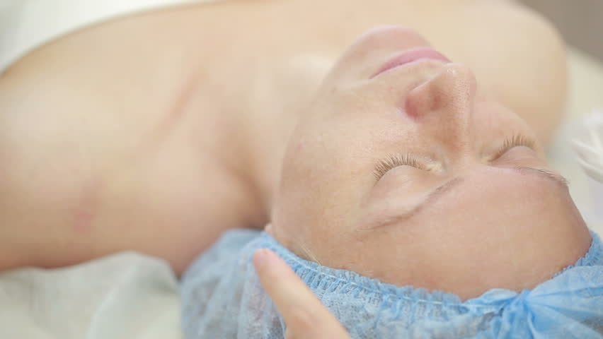 Was and cleansing deep facial spa video