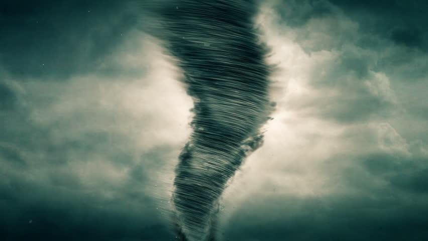 Tornado and Storm | Shutterstock HD Video #1771151