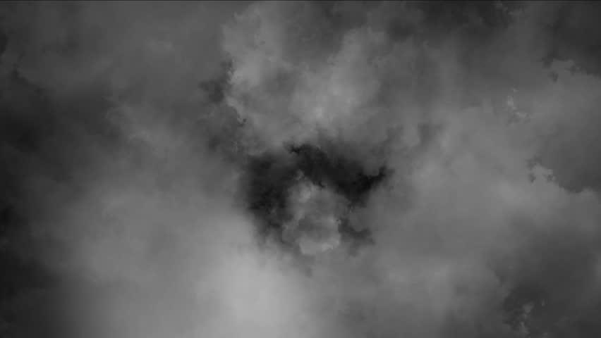 4k Storm clouds,flying mist gas smoke,pollution haze transpiration sky,romantic weather season atmosphere background. 4397_4k