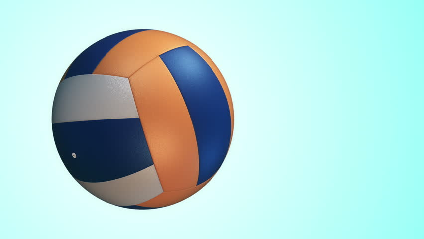Circle diagram three result category chart and five arrow box for animation of slow rotation ball for volleyball game view of close up with realistic toneelgroepblik Gallery